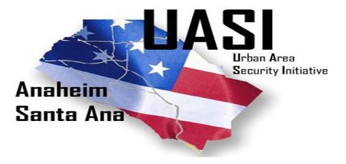 UASI Anaheim Santa Ana